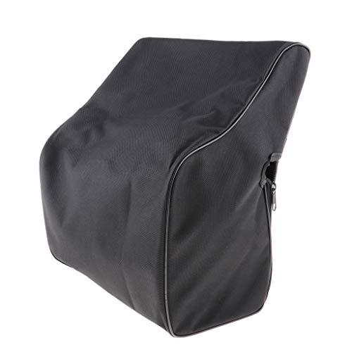 Shiwaki Gepolstert Bass Piano Akkordeon Tasche Gig Bag 48-120 Akkordeon Koffer Rucksack - 120 Bass