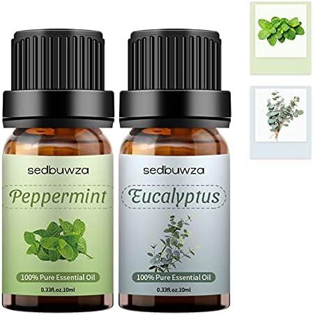 Top 10 Best eucalyptus peppermint essential oil Reviews