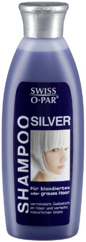Swiss-o-Par Silver Shampoo 250 ml