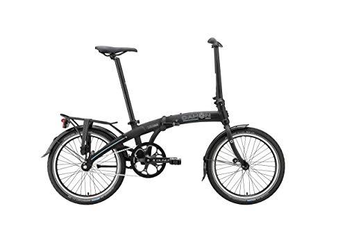 DAHON Bicicleta Plegable Mu Uno de una Sola Velocidad, Color