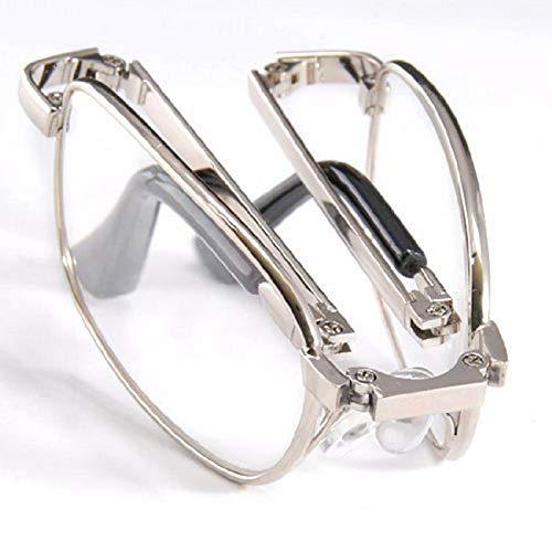 THG Tama?o de bolsillo plegable plegable Anti Fatiga gafas de lectura Gafas...