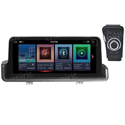 iuspirit ANDROID navigatore per BMW Serie 3 E90 E91 E92 E93 2006-2012 10.25 pollici WI-FI GPS Bluetooth MirrorLink