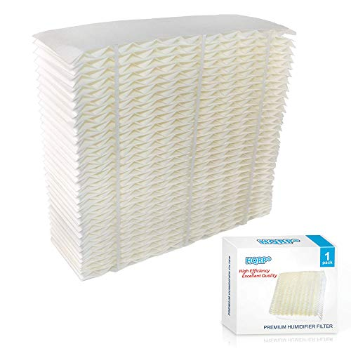 HQRP Wick Filter Compatible with Essick Air AIRCARE Bemis 1043, 826000, 826800, 826600, 826900, 821000, 821001, 831000, SS390DWHT Evaporative Humidifiers