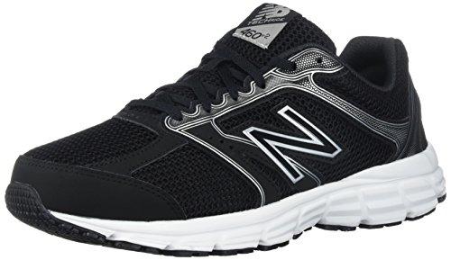 New Balance Men's 460v2 Cushioning Running Shoe,  Black, 9 M US
