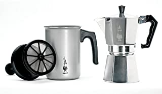 Bialetti Cappuccino and Latte Set