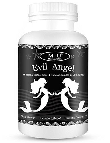 M.U Ginseng Magic Essence for Women Energy, Performance and Enjoyment Non-GMO 90 Vegan Capsules