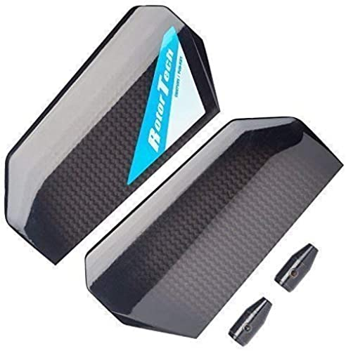 más orden Carbono 3D Conrol Conrol Conrol Paleta para 60-90 RC-Heli FK fun-key h-2463c  Venta en línea de descuento de fábrica