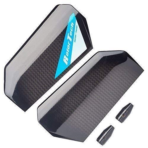 Carbon 3D Conrol Paddel für 60-90 RC-Heli FK Fun-Key H-2463C