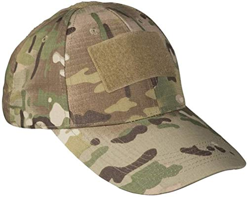 Mil-tec tactical multitarn casquette,Taille unique,Multicolore
