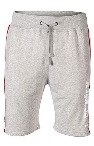 uhlsport 1.FC Köln Sportswear Short Herren Hose Weiss/grau, Bekleidungsgröße:M