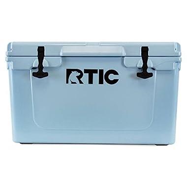 RTIC Cooler, 45 qt (Blue)