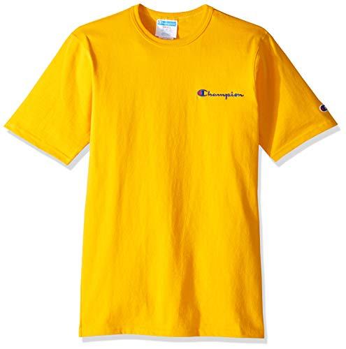 Champion Life Herren Heritage Tee T-Shirt, C-Gold, X-Groß
