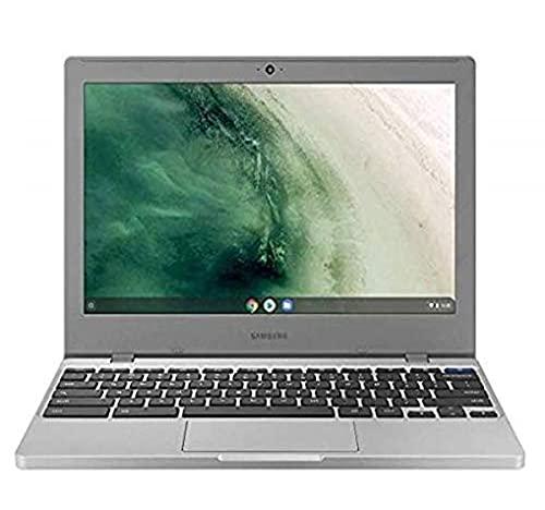 Samsung Chromebook 4 11.6u0022, Intel Celeron N4020, 4GB RAM, 32GB SSD, Chrome OS, Platinum Titan, XE310XBA