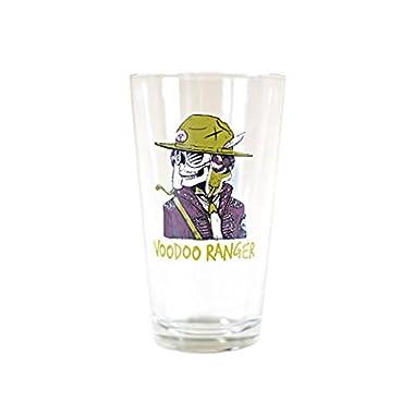 New Belgium Brewery Voodoo Ranger Pint Glass