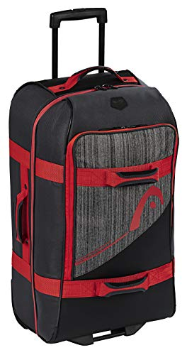 HEAD Unisex's Travelbag Ski Travel Bag, Black, 95