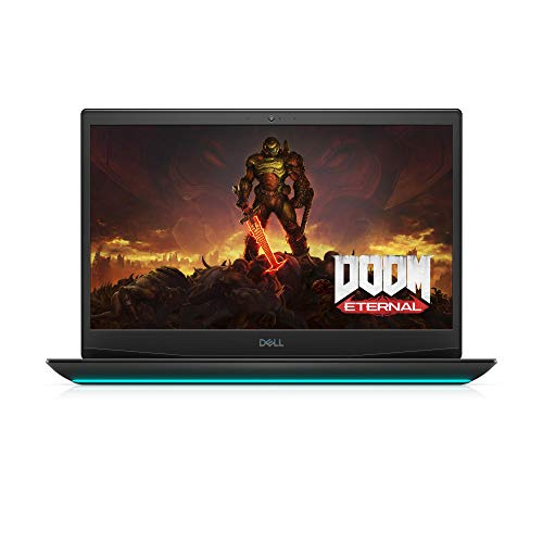 Dell G5 15.6 inch FHD Gaming laptop, Intel Core i7-10750H (10th Gen), 144Hz 300nits IPS Display, 16GB RAM, 512GB SSD, NVIDIA GeForce RTX 2070 Max-Q Design with 8GB GDDR6, Killer Wi-Fi 6, Win 10