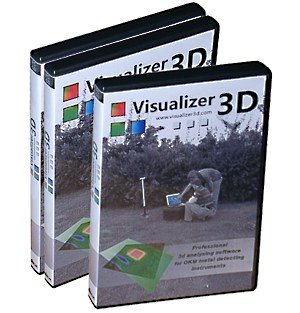 Visualizer 3D Software