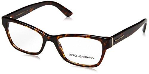 Dolce & Gabbana PRINTED DG 3274 HAVANA 54/17/140 Damen Brillen