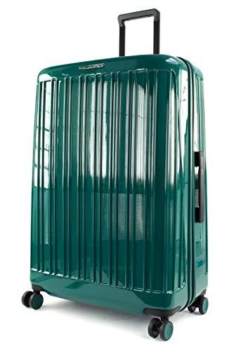 PIQUADRO Seeker Pop Trolley L Verde Marino