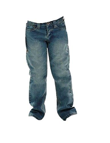 B. Tuff Western Denim Jeans Boys Denim Bootcut 14 Reg Dark Wash BJBTDK
