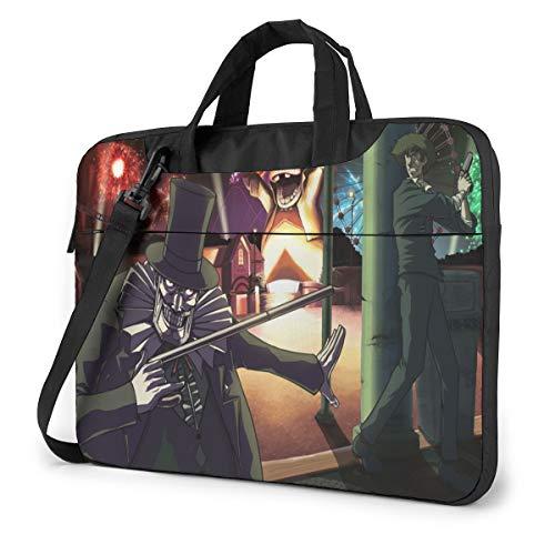 Anime Cowboy Beboplaptop Sleeves Laptop Bag Laptop Messenger Bag Lightweight Fashion