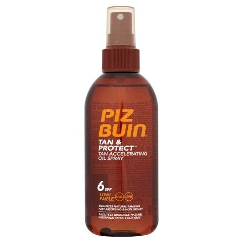 Piz Buin TAN & PROTECT oil spray SPF6 150 ml