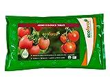 CULTIVERS Abono Ecológico para Tomate de 1,5 Kg. Fertilizante de Origen 100% Orgánico y Natural Microgránulado. Mejora la Productividad de los Cultivos Liberación Lenta