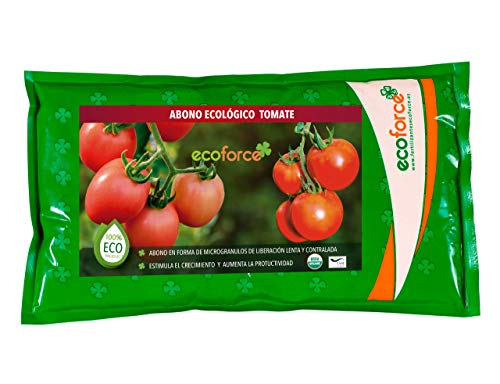 CULTIVERS Abono Ecológico para Tomate de 1,5 Kg. Fertilizan