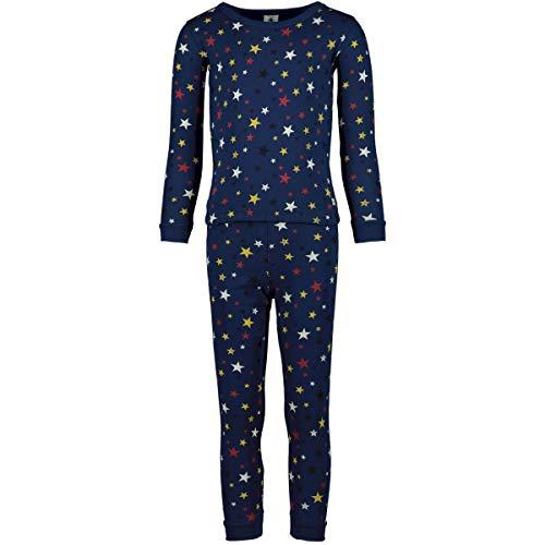 Petit Bateau Jungen Pyjamas-Nachtwäsche in der Farbe Blau - Größe 86