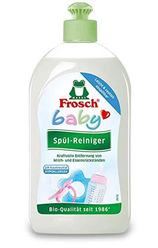Frosch Baby - Limpiador de lavado para bebé, 2 unidades (2 x 500 ml)