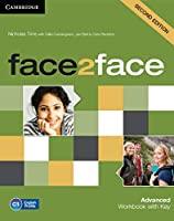 face2face. Workbook with key. Advanced - Second Edition
