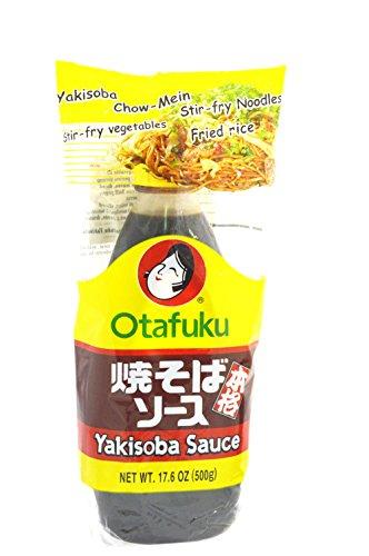 Yakisoba Sauce - 17.6oz by Otafuku