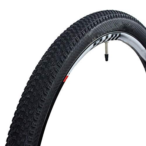 QKFON Cubierta para neumático de bicicleta de repuesto, ultra ligera 26/27.5/29' para neumático de bicicleta de montaña M333, kit resistente a las puñaladas para bicicleta