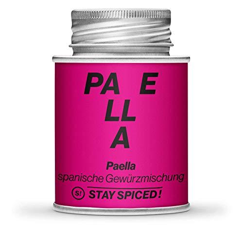 STAY SPICED ! Spanisches Paella Gewürz I Einzigartig & unvergleichbar im Geschmack I 170 ml