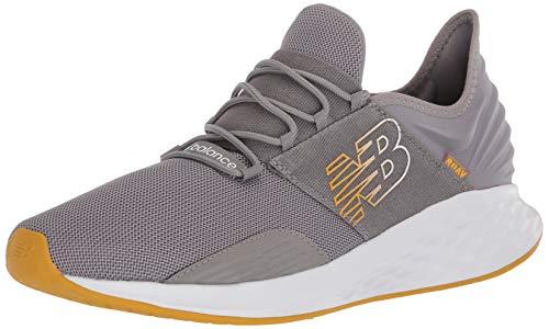 New Balance Zapatillas Deportivas Roav V1 Fresh Foam para Hombre, Color Gris, Talla 51 EU