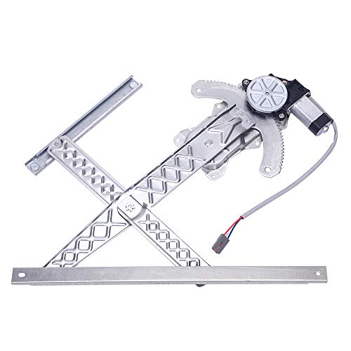 Front Right Power Window Lift Regulator with Motor Assembly Replacement...