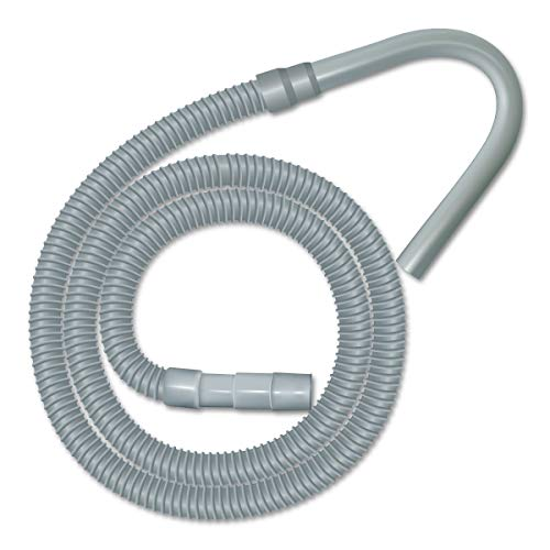 """Raven Replacement Washing Machine Drain Hose (6 feet) - Fits 1"""", 1 1/8"""" and 1 1/4"""""""