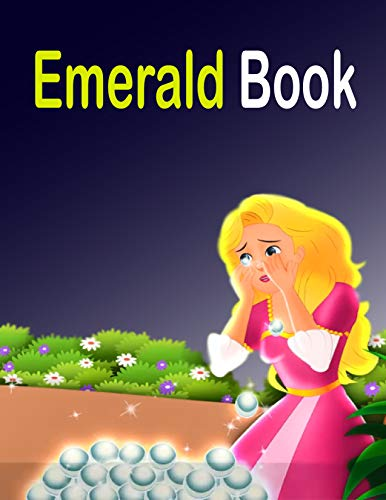 Couverture du livre Emerald Book: English Cartoon | Moral Stories For Kids | Classic Stories (English Edition)