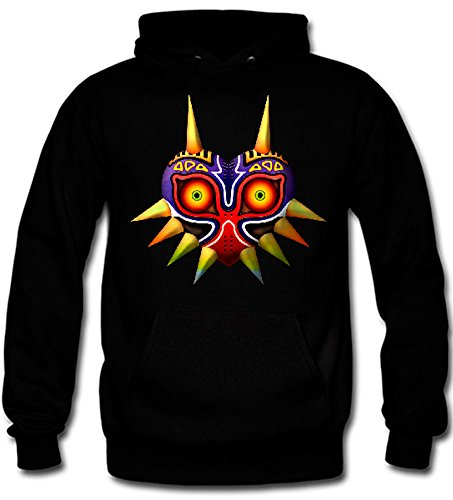 Sudadera The Legend of Zelda: Majoras Mask (L)