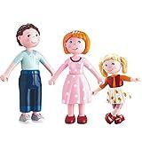 HABA 300518 - Little Friends - Biegepuppe Milla (Milla + Mama Katrin + Papa Michael)
