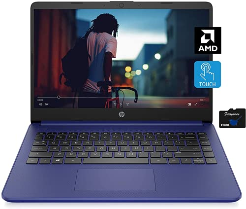 2021 HP 14 inch Touchscreen Laptop, AMD 3020e...