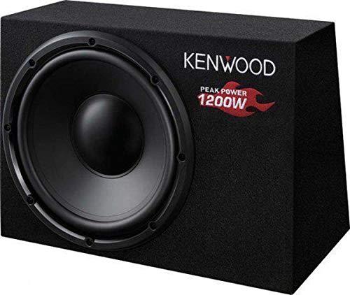 Kenwood KSC-W1200B Caja Subwoofer de 300mm