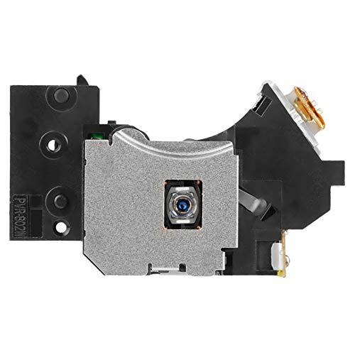 Reemplazo de lente láser, excitación eléctrica PVR-802W Juego de cabeza de lente láser Pieza de reparación de repuesto de DVD para PS2 / PS3