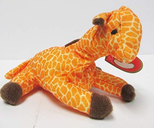 TY McDonald's Teenie Beanie - #3 TWIGS the Giraffe (1998)