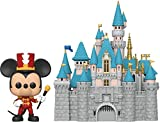 Funko Pop Town: Disney 65th- Castle w/ Mickey Standard