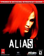 Alias - The official strategy guide de Prima Development
