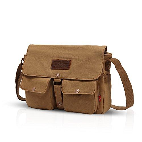 4114JyCPflL - FANDARE Messenger Bag Crossbody Bolso Bandolera Shoulder Bag Portátil Estudiante Viaje Trabajo Escuela Bolsa Mensajero…