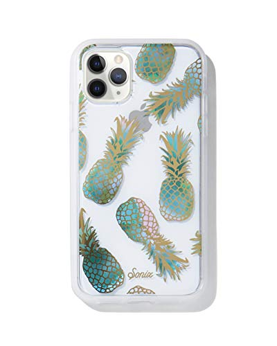 Sonix Liana Teal Pineapple Case for iPhone 11 Pro [10ft Drop Tested] Protective Clear Case for Apple iPhone 11 Pro