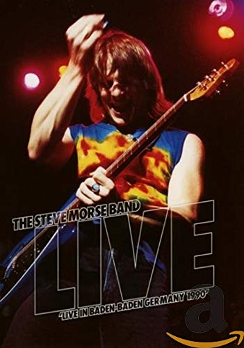 Steve Morse - Live In Baden-Baden,..