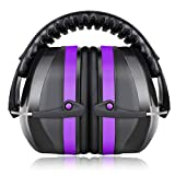 Product Image of the Fnova 34dB NRR Ear Protection for Shooting, Safety Ear Muffs Defenders